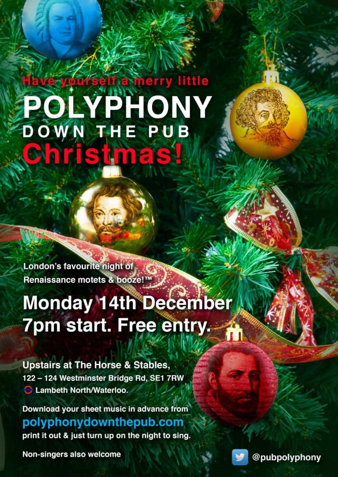 Polyphony Down the Pub Xmas 2015 full