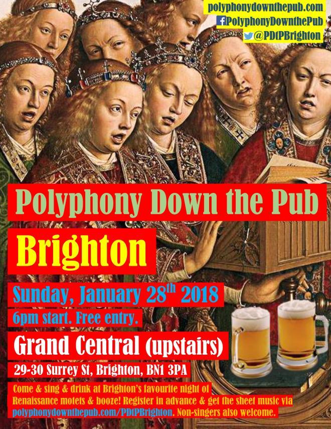 PDtP Brighton Jan. 2018 poster version