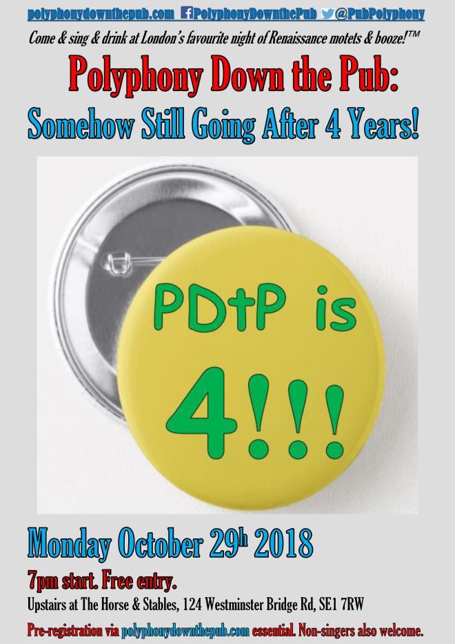 PDtP 45 poster